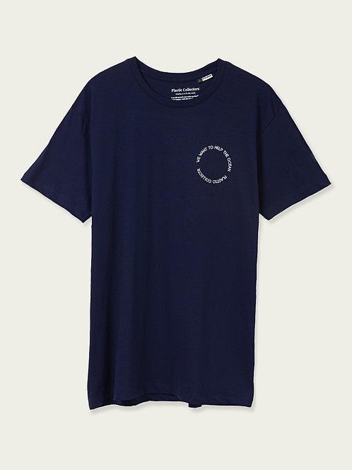 Camiseta We Help Marino