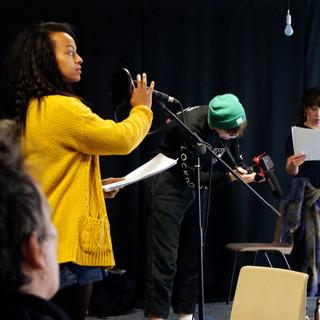 In Rehearsals