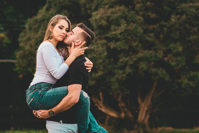 Ensaio Pré Casamento  Wesley e Flávia