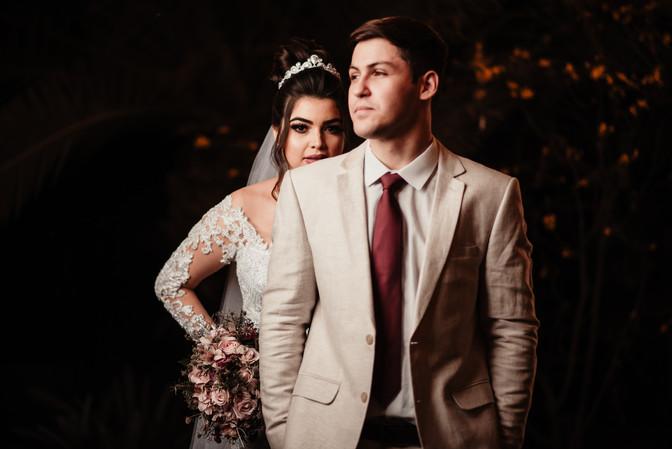 Casamento de Pâmella e Murilo