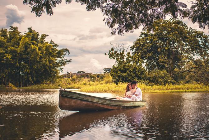 Ensaio Pré Casamento  de Andrele e Joezer
