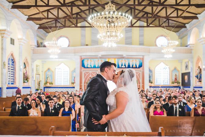 Casamento de Amanda e Felipe
