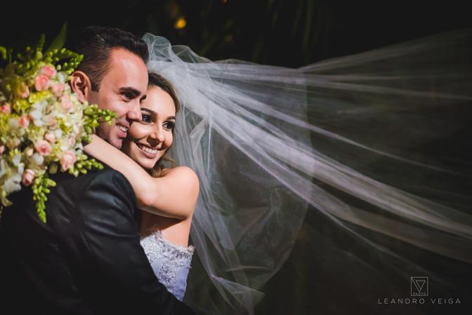 Casamento de Sergio e Thami