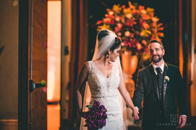 Casamento de Everett e Milene