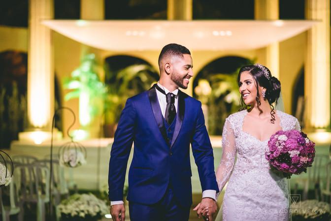 Casamento de Magali e Marcelo