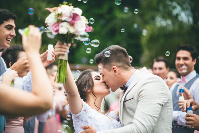 Casamento de Thiago e Raquel