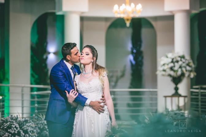 Casamento de Nathalie e David