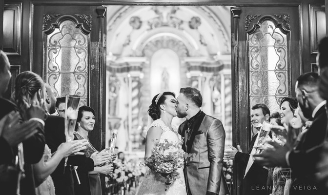 Casamento de Gabriela e Gustavo