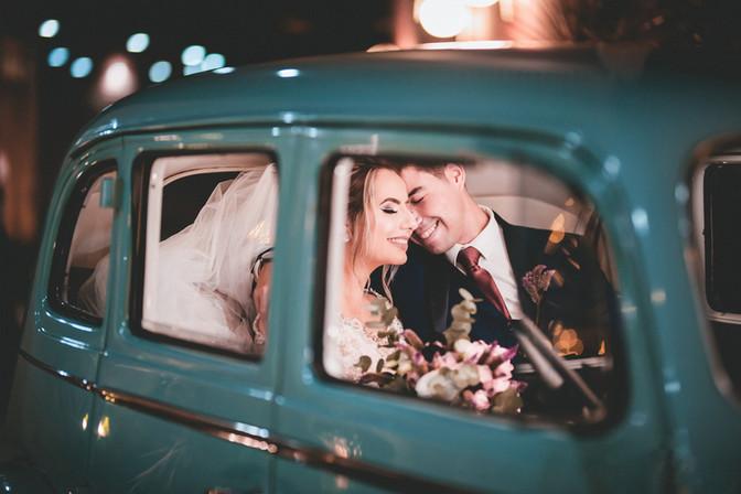 Casamento de Camila e Danilo