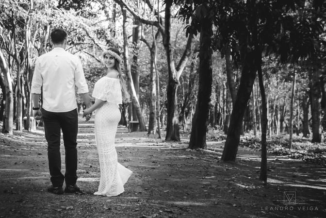 Ensaio Pré Casamento Camila e Felipe