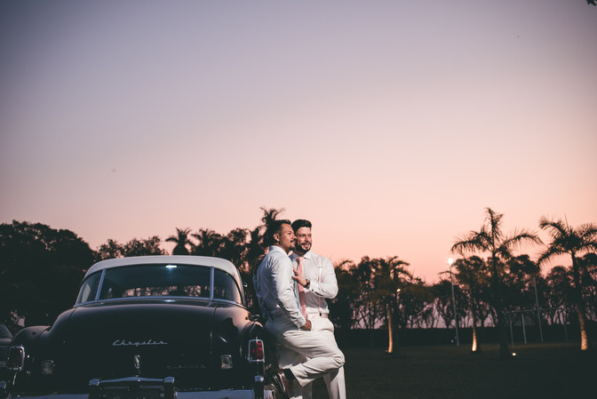 Casamento de Richard e Joabe