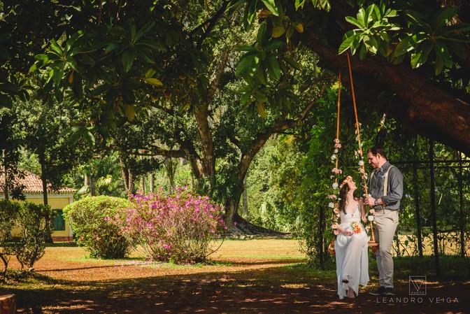 Ensaio Pré Casamento Wagner e Francielli
