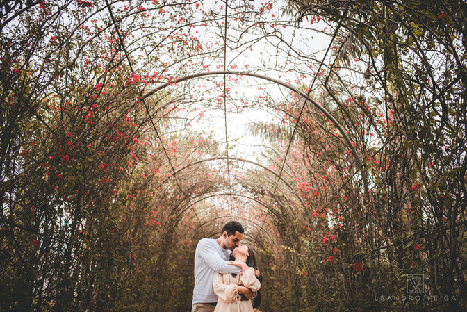 Ensaio Pré Casamento de Diego e Raquel