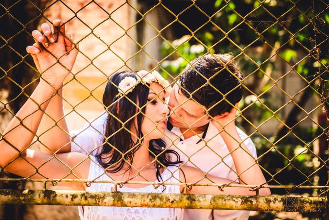 Ensaio Pré Casamento Alexandre e Patrícia