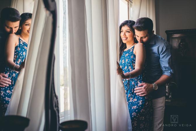 Ensaio Pré Casamento de Bruna e Bruno