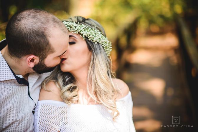 Ensaio Pré Casamento de Carol e Lucas