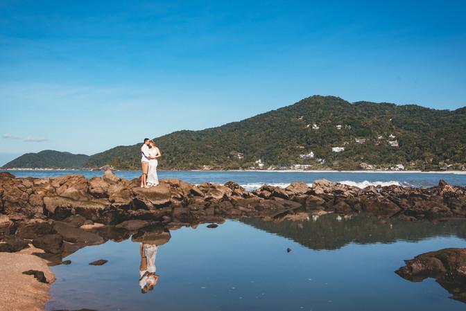 Ensaio Pré Casamento de Larissa e Matheus