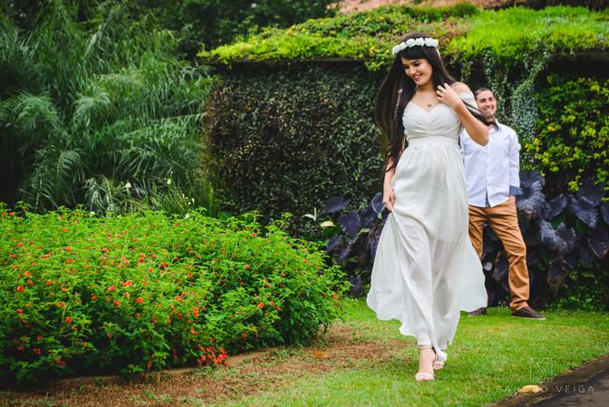 Ensaio Pré Casamento Edgar e Mariana