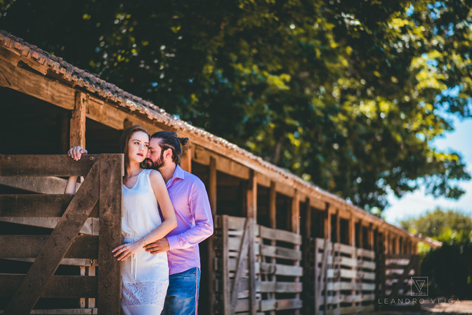 Ensaio Pré Casamento de Ralph e Marielle