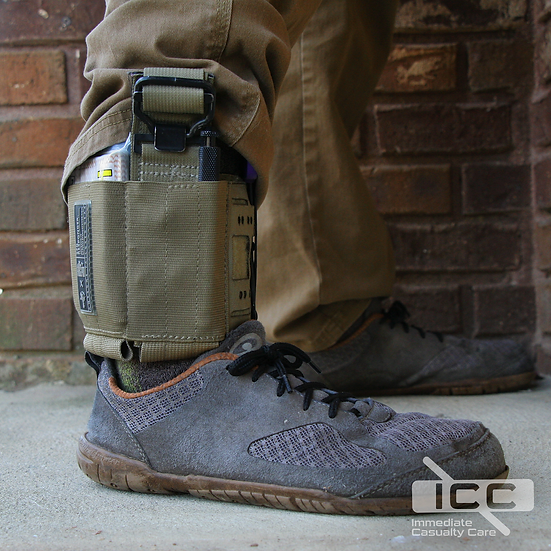 SFD Responder Ankle Medical Kit by FrogPro