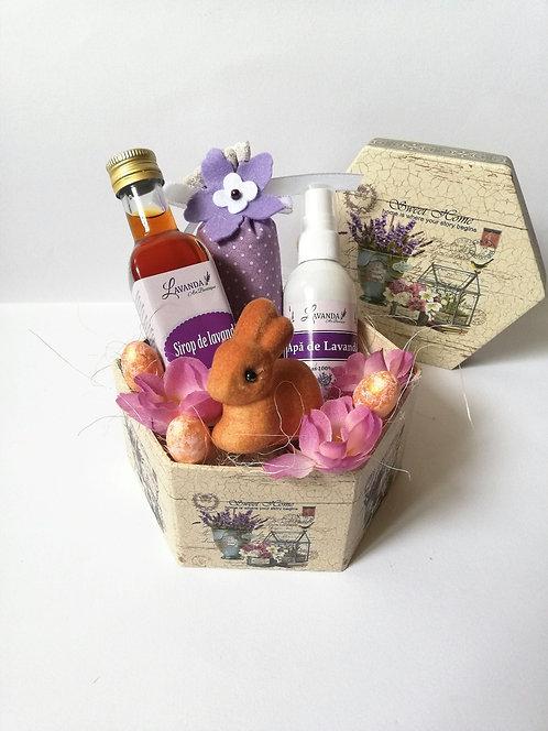 Pachet cadou pentru Paște 3 produse
