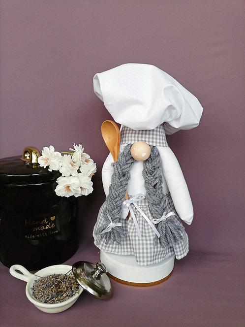 Bucătăreasă Gnom 30 cm.