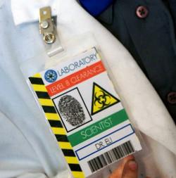 badge sample