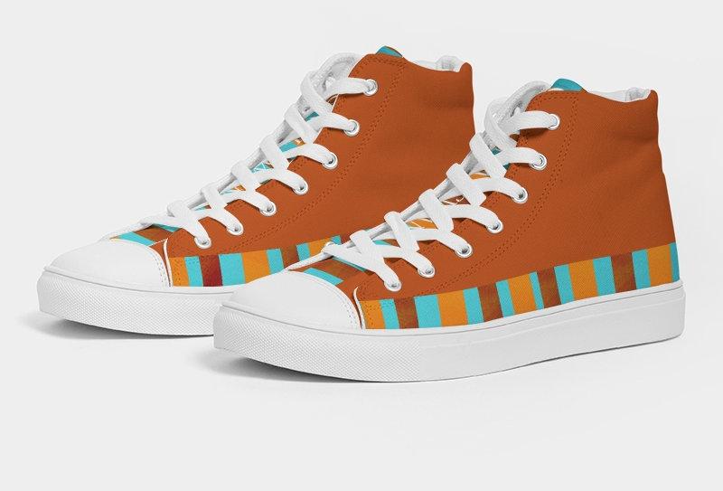Colorblock Shoes