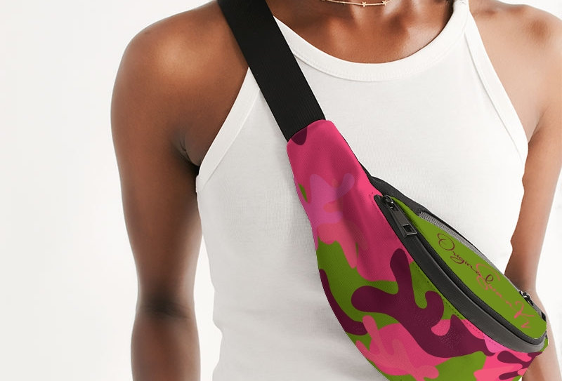 Love Camo Crossbody Bag