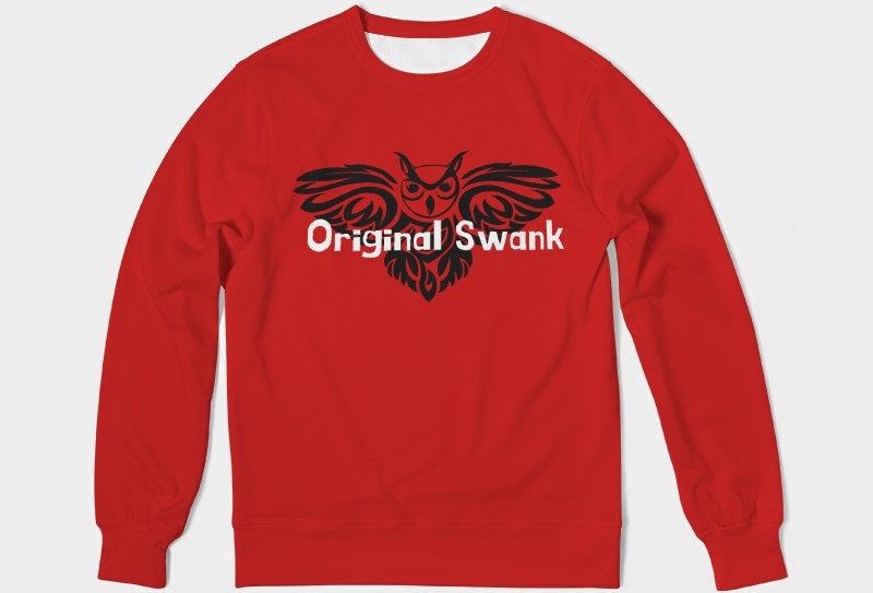 Original Swank Icon Unisex Sweatshirt