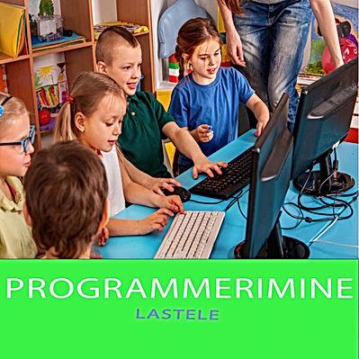 Teadus lastele programm