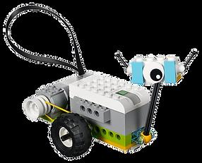 Robootika. Lego WeDo