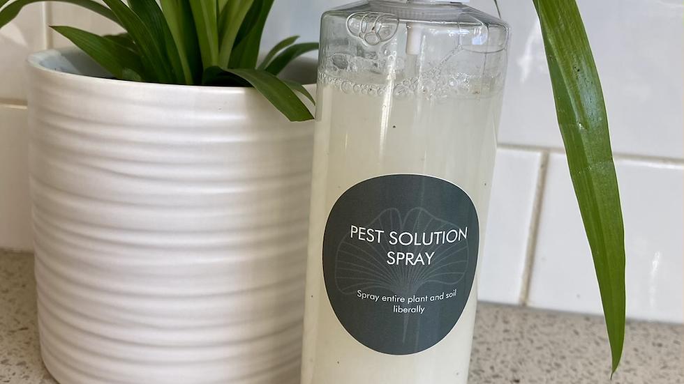Pest Solution Spray