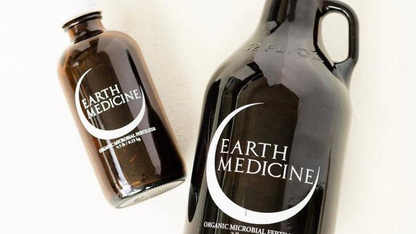 Earth Medicine Fertilizer