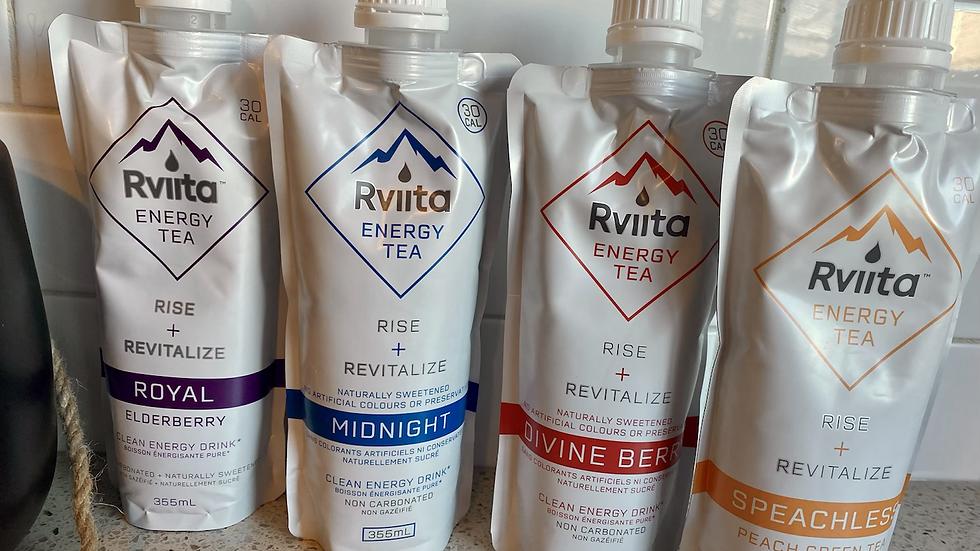 Rvita Energy Tea
