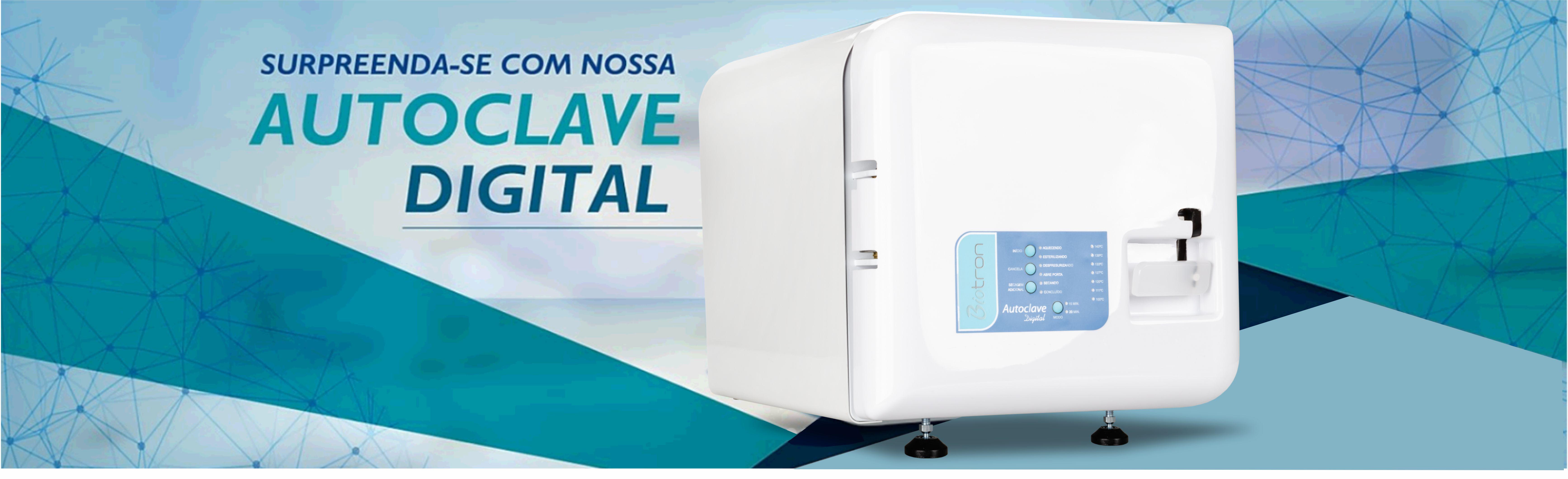 Autoclave digital
