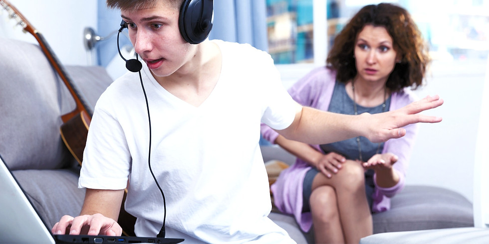 Managing your Childs gaming! A workshop for parents.