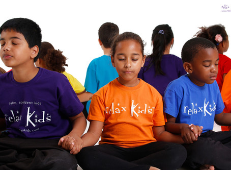 What is a Relax Kids Class?