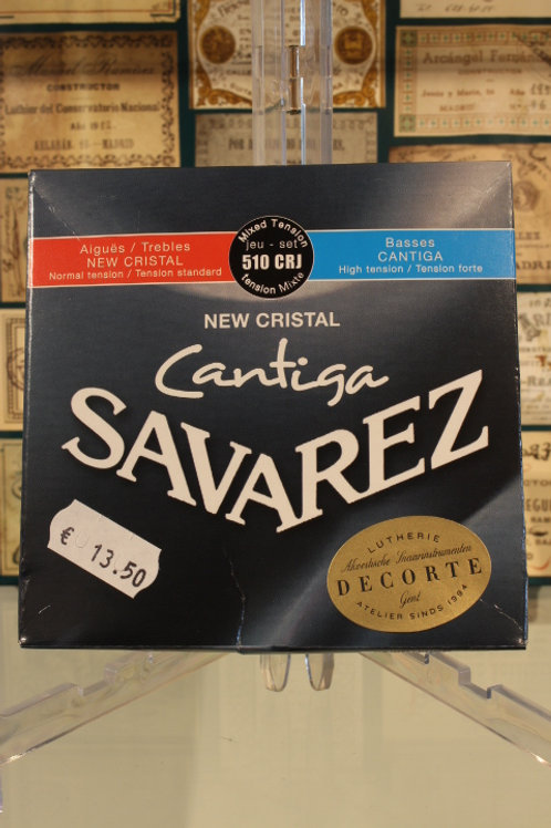 Savarez 510 CRJ CANTIGA New Cristal Mixed