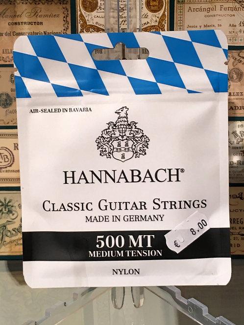 Hannabach 500 MT Medium