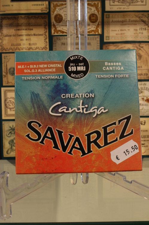 Savarez 510MRJ CANTIGA Creation Mixed