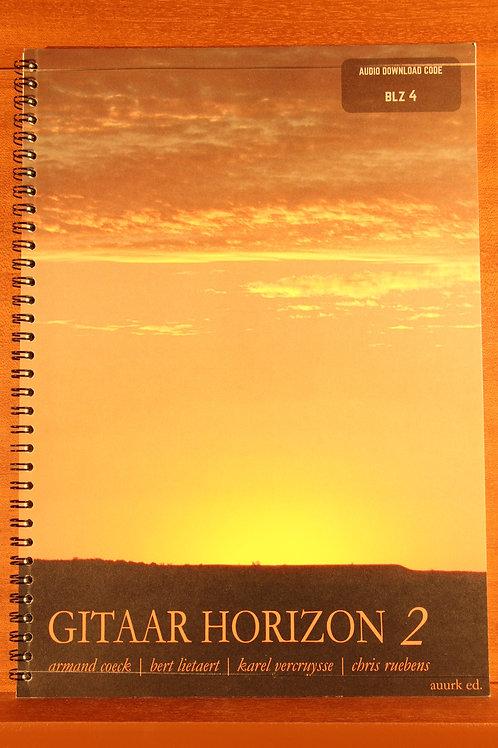 Horizon 2 - Klassieke Gitaarmethode
