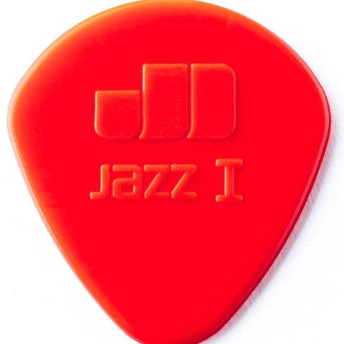 Dunlop NYLON Jazz I 1,38mm ROOD