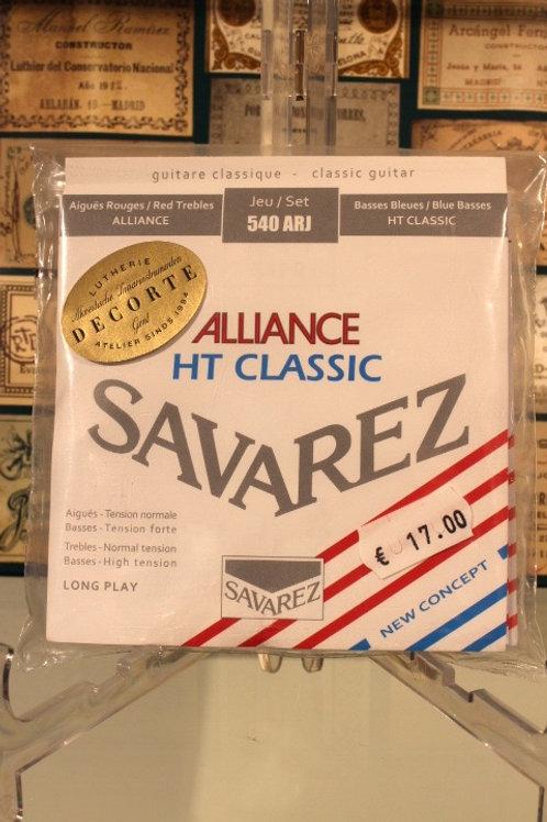 Savarez Alliance 540ARJ Mixed Tension