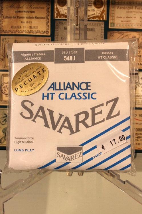 Savarez Alliance 540J Hard Tension