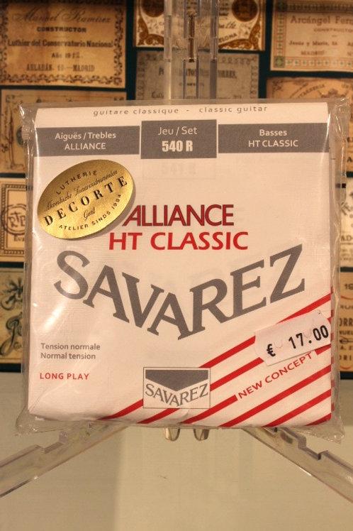 Savarez Alliance 540R Normal Tension