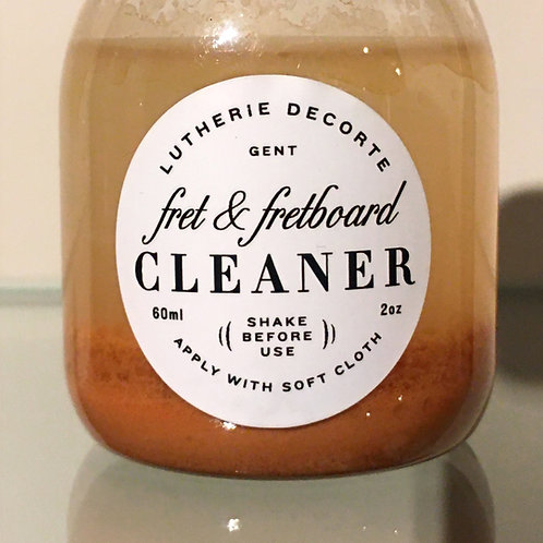 Fret & Fretboard Cleaner