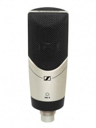 Sennheiser MK4 studiomicrofoon