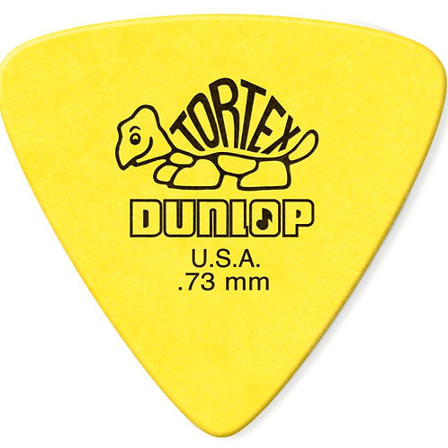 Dunlop TORTEX Triangle 0,73mm