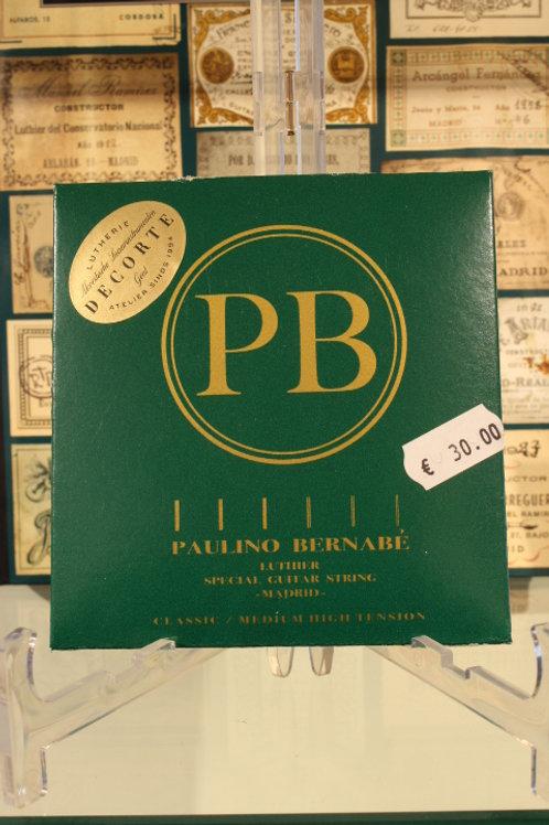 Paulino Bernabe SPECIAL Medium/High T